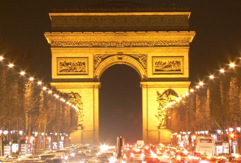 Франция бенилюкс авиа 8 дней от 1320